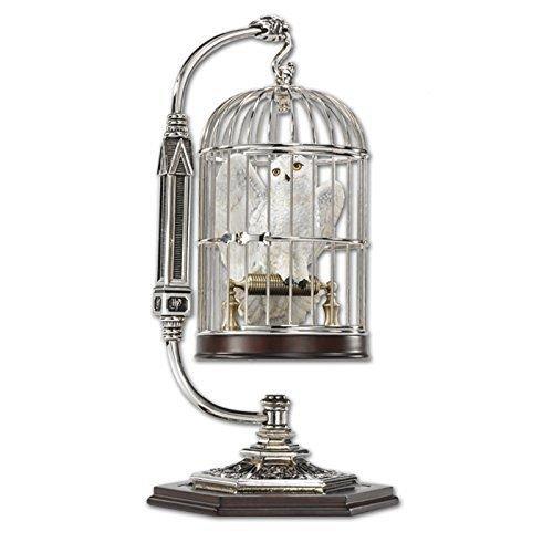 Original Lizenz Harry Potter Eule Hedwig im Käfig
