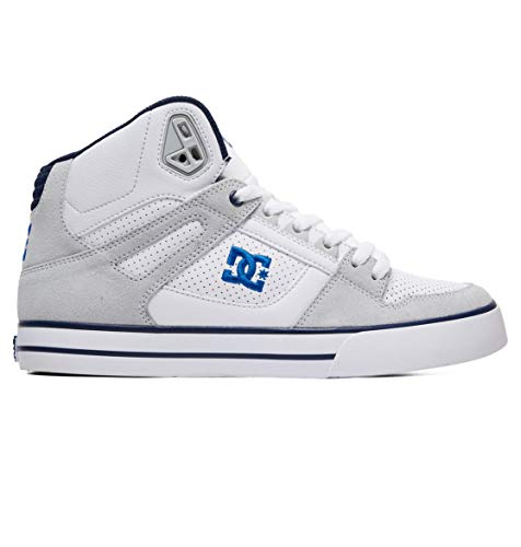 DC Shoes Pure High-Top - Leather High-Top Shoes for Men - Hi Tops - Männer -