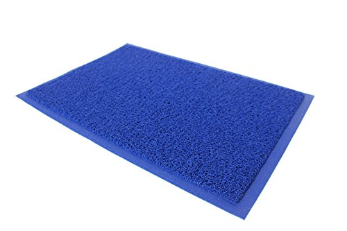 Gr/ö/ße w/ählbar Baumwolle nimmt Feuchtigkeit und Schmutz zuverl/ässig auf 200x250cm rot Schmutzfangmatte Karat in XXL Gr/ö/ßen