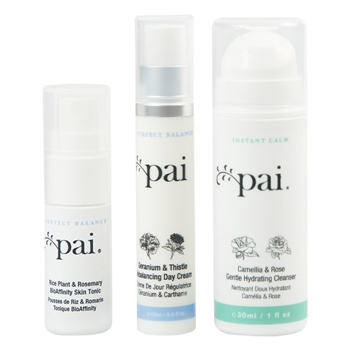 Pai Skincare Anywhere Essentials Perfect Balance Travel Collection