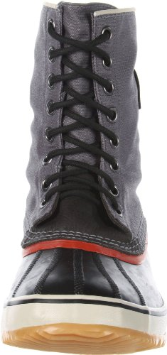 Sorel 1964 Premium T Cvs, Stivali da Neve Uomo Nero (Noir (030 Charcoal Black))