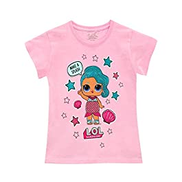 L.O.L Surprise! T-Shirt Fille Dolls