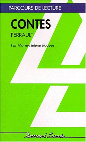 CONTES DE PERRAULT-PARCOURS DE LECTURE