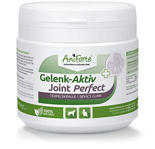 AniForte Teufelskralle Gelenk-Aktiv 250 g - Naturprodukt Hunde und Katzen