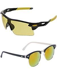 bca5a0a70ab Oranges Men s Sunglasses  Buy Oranges Men s Sunglasses online at ...