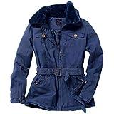 Joe Browns Damen-Jacke Outdoorjacke Blau Größe 48