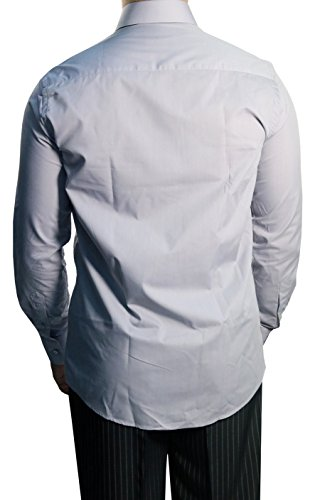 MUGA -  Camicia classiche  - Basic - Classico  - Maniche lunghe  - Uomo Grau