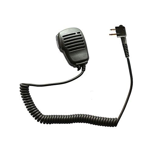 Büroelektronik 2 Draht Supveillance Mic Hörer Für Motorola Cp200 Pr400 Cls Hyt Radio Headset Einfach Zu Reparieren