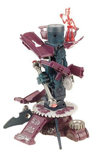 Asst playsets robots
