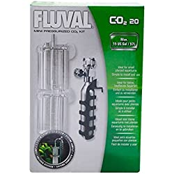 Fluval Kit de Sistema Presurizado de CO2