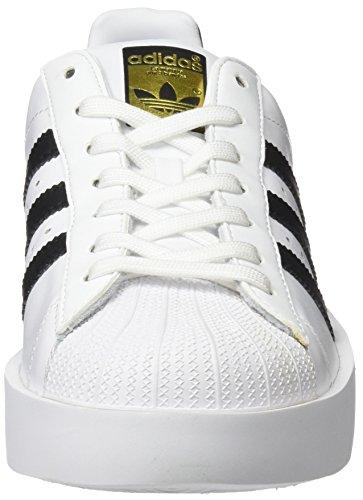b462a50663f28 ... White Blanc gold core footwear Femme Adidas De Chaussures Superstar  Fitness Black Bold Metallic W zgqwapH ...
