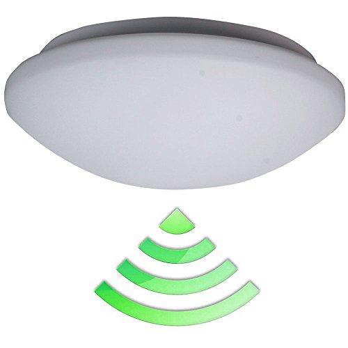 LED Sensor Deckenleuchte Decken Lampe Leuchte mit Bewegungsmelder Radar 360° einstellbar