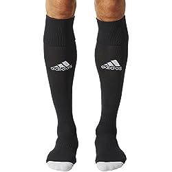 adidas Milano 16 Sock - Medias para hombre, multicolor ( NEGRO / BLANCO), talla 37-39 EU