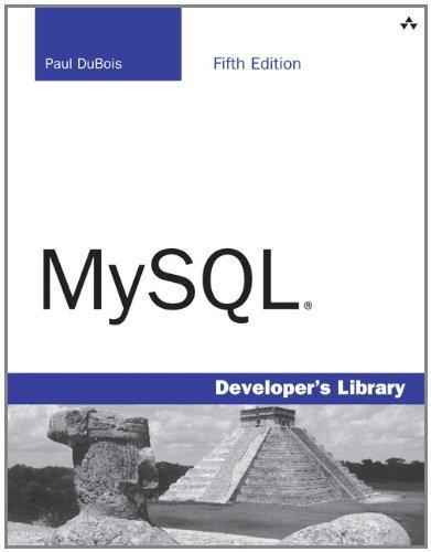 MySQL (Developer's Library) by DuBois, Paul (2013) Paperback