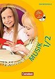 Fachfremd unterrichten - Musik: Klasse 1/2 - Kopiervorlagen mit Webcode und Audio-CD