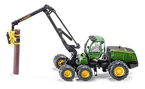Siku 4059 - John Deere Harvester