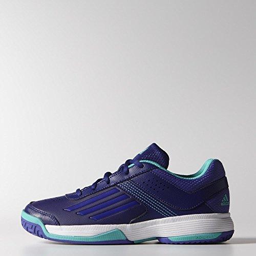 adidas Adidas Junior Kinder Indoor Counterblast 3 K Amapur/powpur/vivmin, Größe Adidas:29