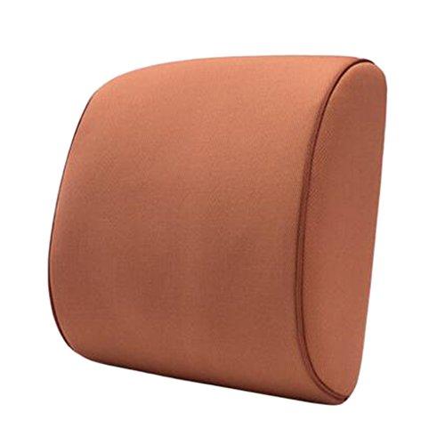 Blancho Coussin de voiture de coussin arrière élégant/soutien de taille de coussin de chaise de bureau #16
