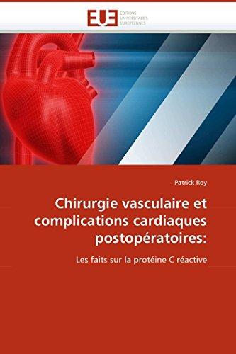 Chirurgie vasculaire et complications cardiaques postopératoires:
