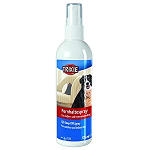Trixie 2928 Fernhaltespray gegen Katzen und Hunde - 175 ml