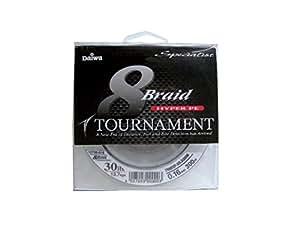 Daiwa - Tresse De Peche Tournament 8 Brins Specialist Modèle: 20/100 300M