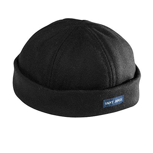 Bonnet marin Saint James Miki - 8102 - Noir - Adulte 716e6c65a73