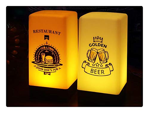Z-one 1 Warmwei? Bar Light Fairy Mini Lichterketten f¨¹r DIY, Party, Dekor, Weihnachten,...