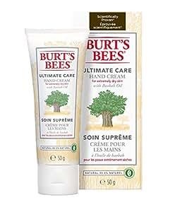 Burt's Bees - Ultimate Care, Crema mani, per pelli particolarmente secche, 50 g