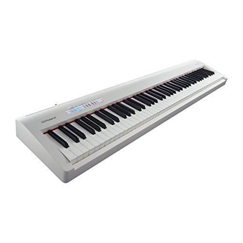 Roland-FP30-WH-WHITE-DIGITAL-PIANO-88-Tasten