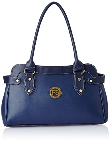 Fostelo Women's Jessy Stylish Shoulder Bag (Blue) (FSB-389)