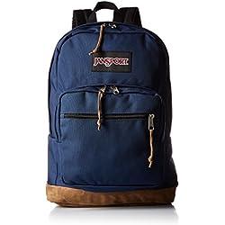 JanSport Right Pack - Mochila, tamaño 46 x 33 x 21, Color Navy typ7