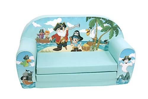 knorr-baby 430312 Pirat Jack, blau