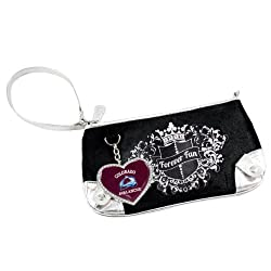 NHL Colorado Avalanche Sport Luxe Fan Wristlet