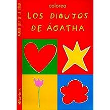 Los dibujos de Ágatha (Colorea con Ágatha Ruiz ...