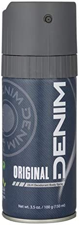 Denim Original Deodorant Body Spray For Men, 150 ml