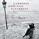 Songtexte von Carreras, Domingo, Pavarotti - Tu Tu Amore: Puccini's Greatest Love Songs