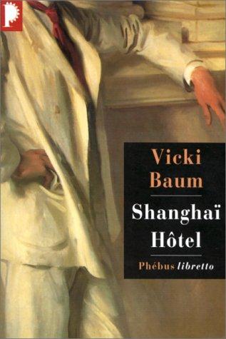 Shanghaï Hôtel
