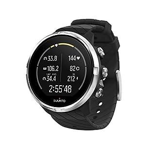 Suunto 9 Multisport GPS Watch, Unisex, Black, Talla Única