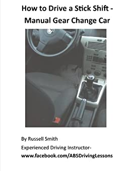 how to drive a manual car uk