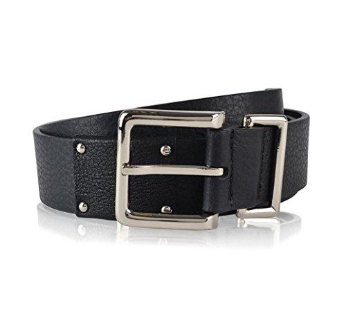 DKNY Belt Herren Gürtel Schwarz schwarz 71,12 cm