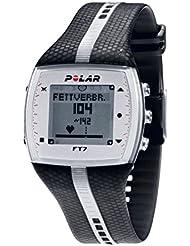 Pulsuhr / Herzfrequenzmesser FT7 black/silver