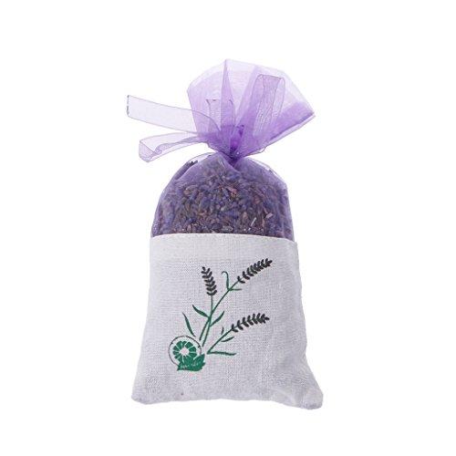 Natürliche Lavendel-Knospe-getrocknete Blumen-Kissen-Aromatherapie-aromatische Luft Refresh -