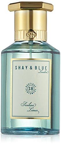 SHAY & BLUE Shay & blau sicilian limes natural spray duft