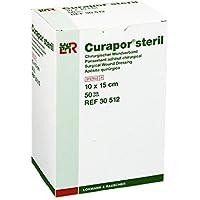 Curapor Wundverband steril 10 x 15 cm 50 Stück preisvergleich bei billige-tabletten.eu