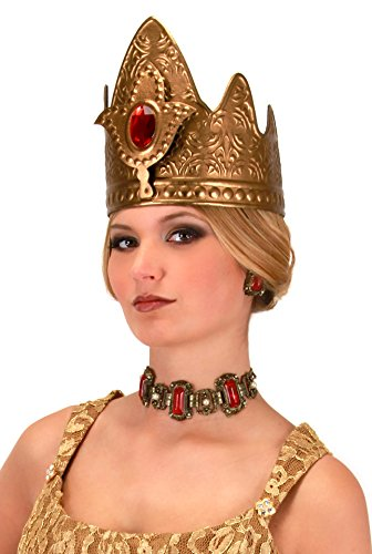 Grumpy Kostüm Cat - Adult Costume Queen Crown