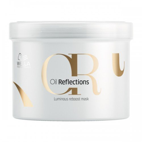 Wella Professionals Oil Reflections Mask, 1er Pack (1 x 500 ml)