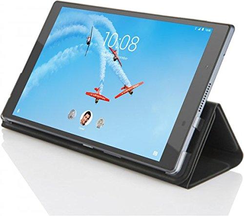 Lenovo Tab48Plus Folio Fall, Schwarz, 20,3cm (Fällen Laptop Lenovo)