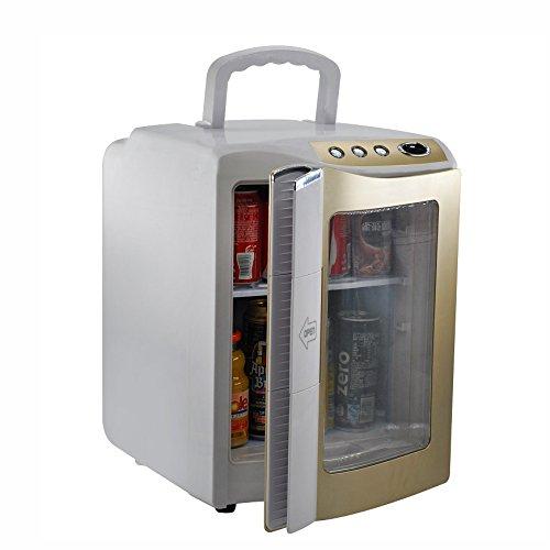 LT&NT Réfrigérateur Automobile 20 litres électronique Refroidisseur de Voiture à Double Usage Boîte Réfrigérée 12V/220V-240V