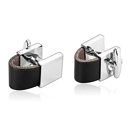 epinki-men-stainless-steel-low-profile-shads-mirror-leather-chain-square-silver-black-cufflinks