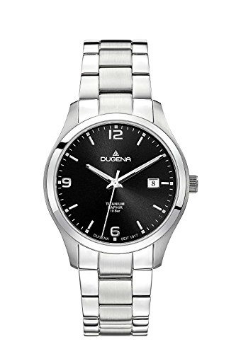 Dugena Unisex Adult Analogue Automatic Watch with None Strap 4460697